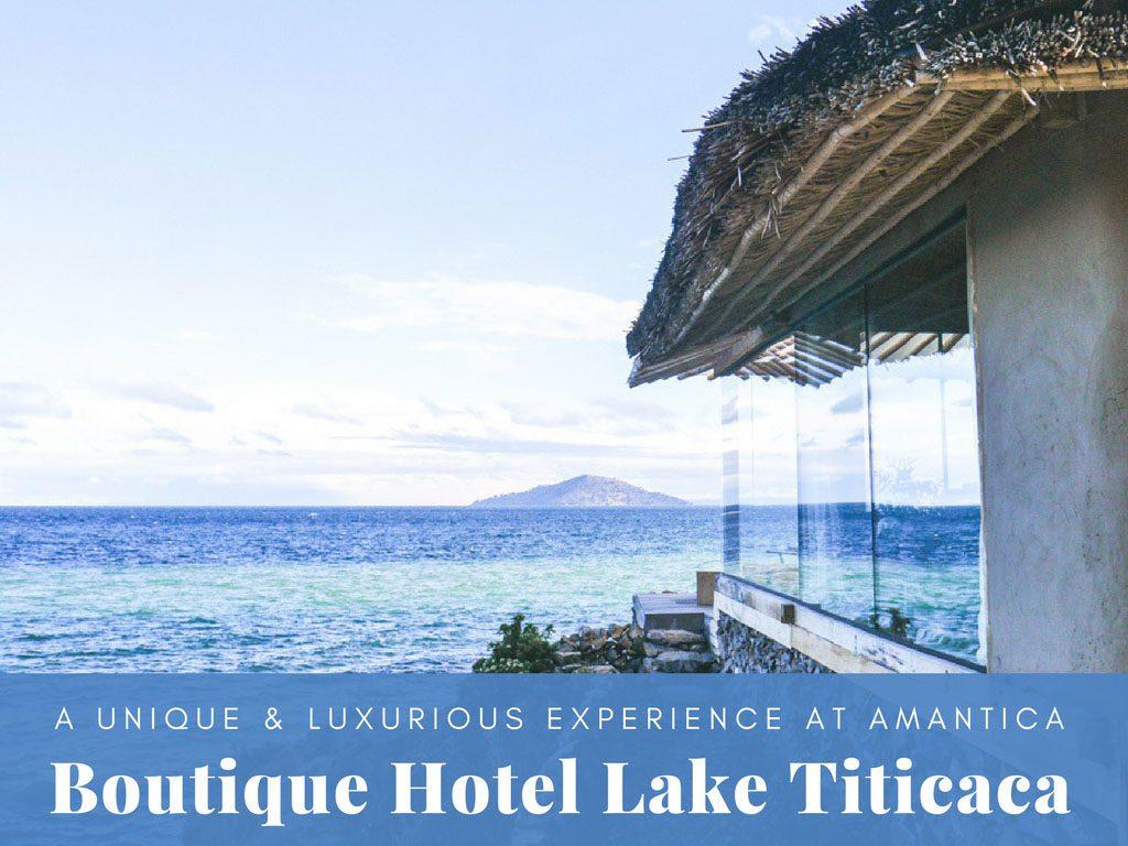 boutique hotel lake titicaca