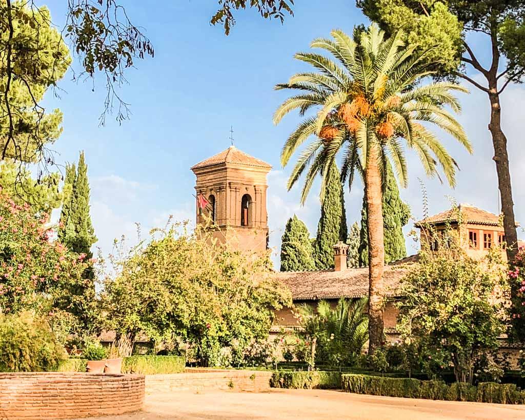 alcazaba granada the alhambra