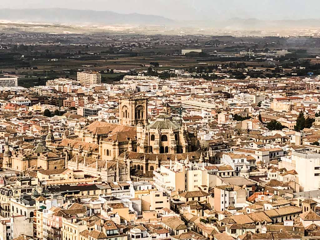 what to do in granada cathedral
