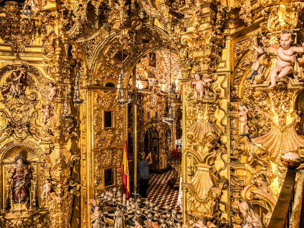 what to do in granada basilica de san juan de dios