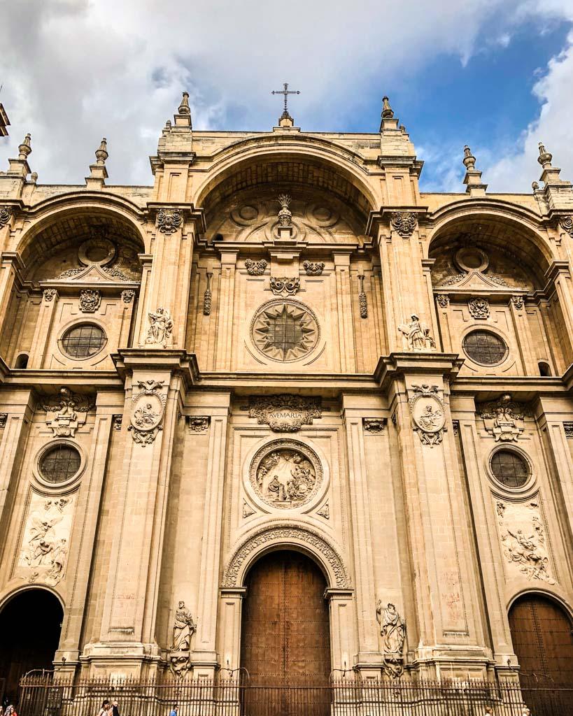cathedral granada city guide