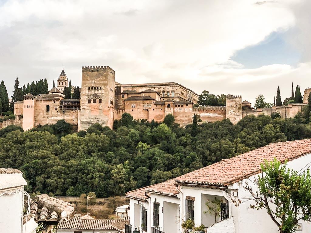 alhambra granada city guide