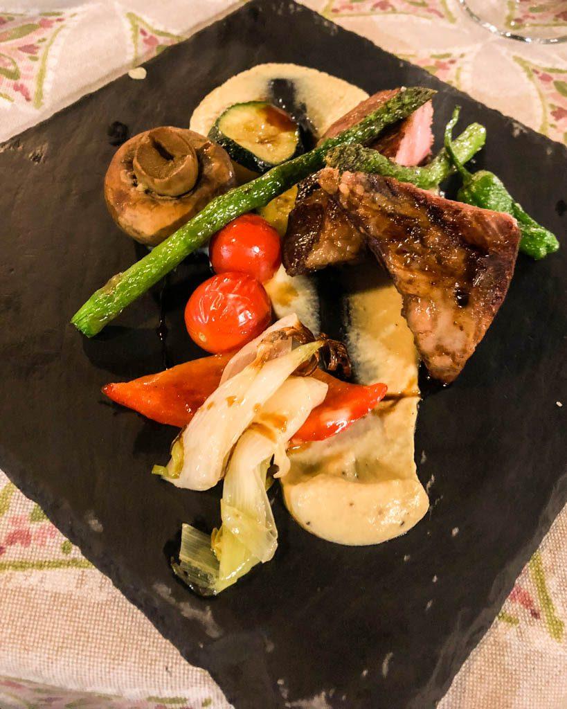 what to eat in granada iberian pork