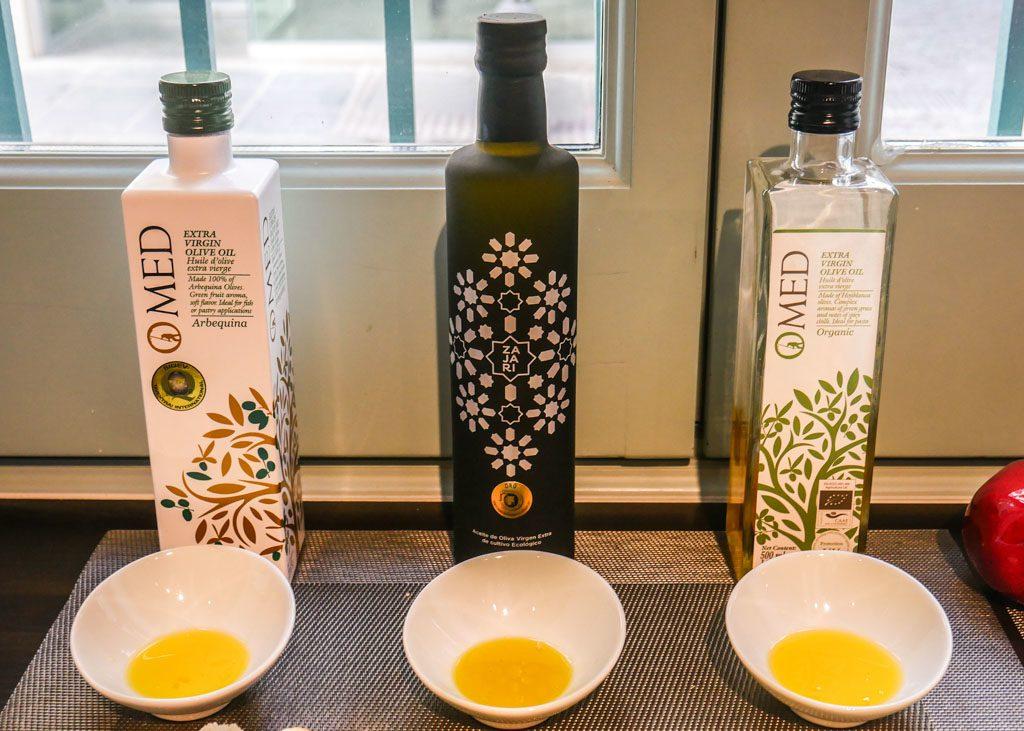 olive oil granada food tour