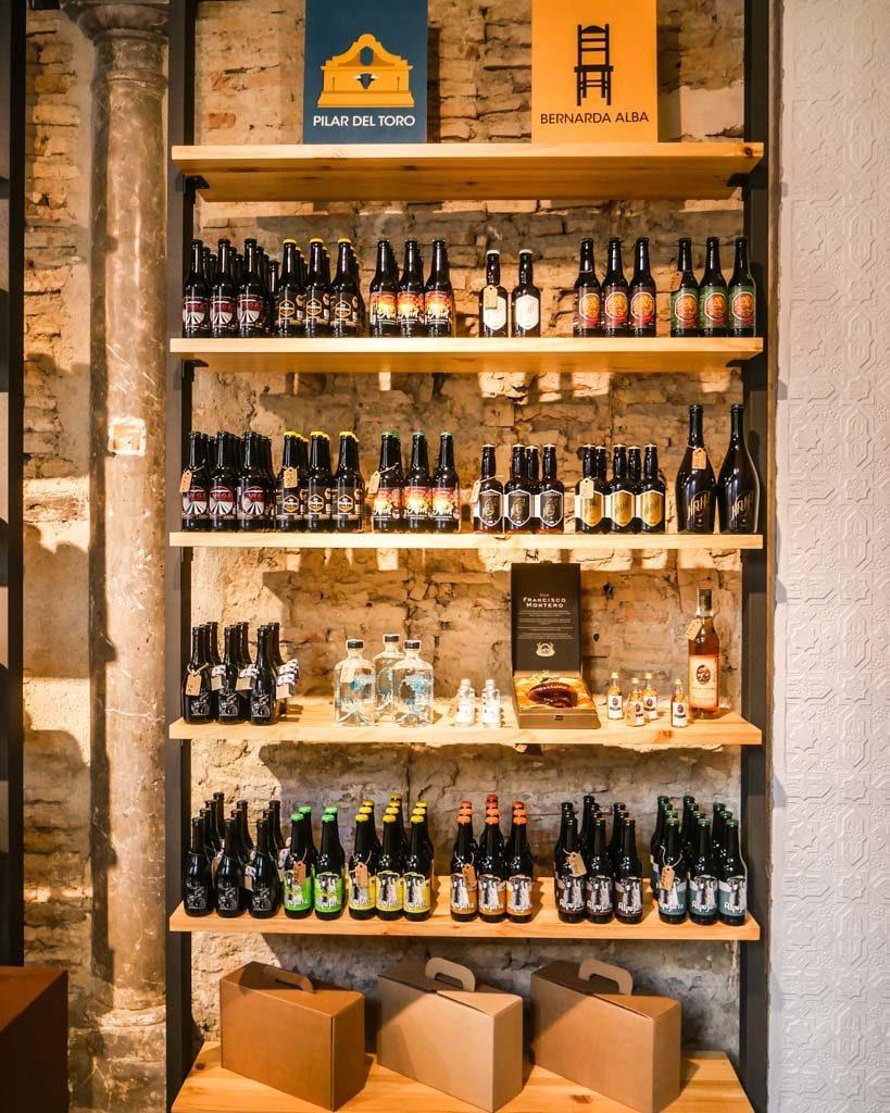 granada passion specialty food shop granada spain