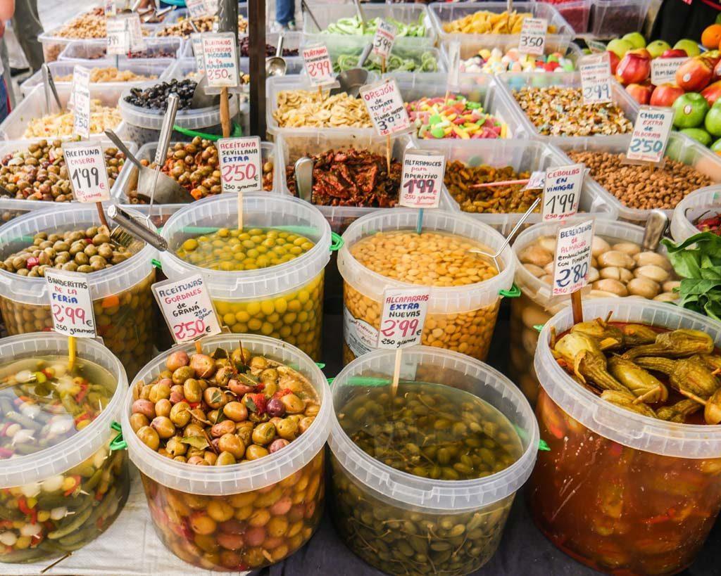 granada food tour spain food sherpas