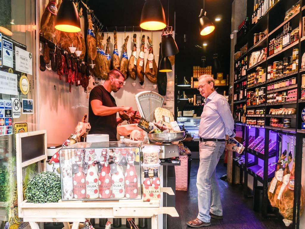 iberico granada food tour