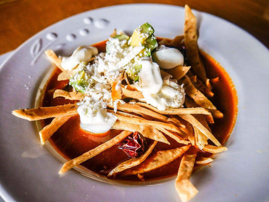 tortilla soup puerto vallarta