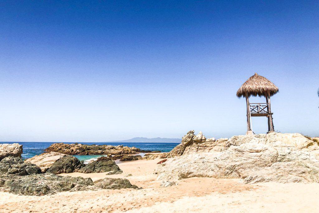 conchas chinas puerto vallarta beaches