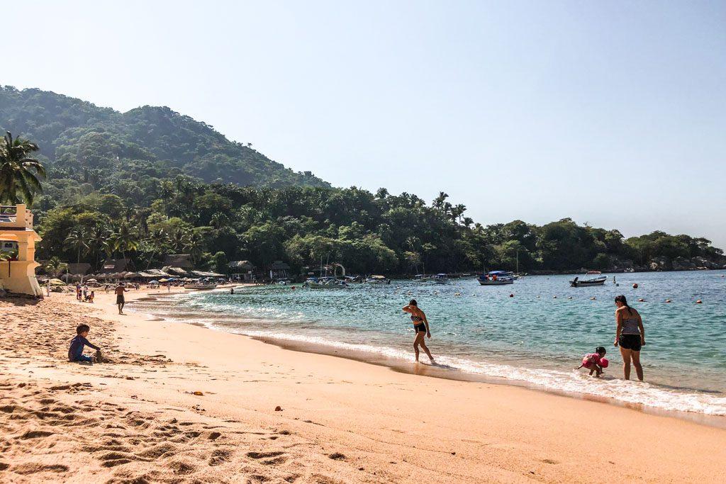 mismaloya puerto vallarta beach