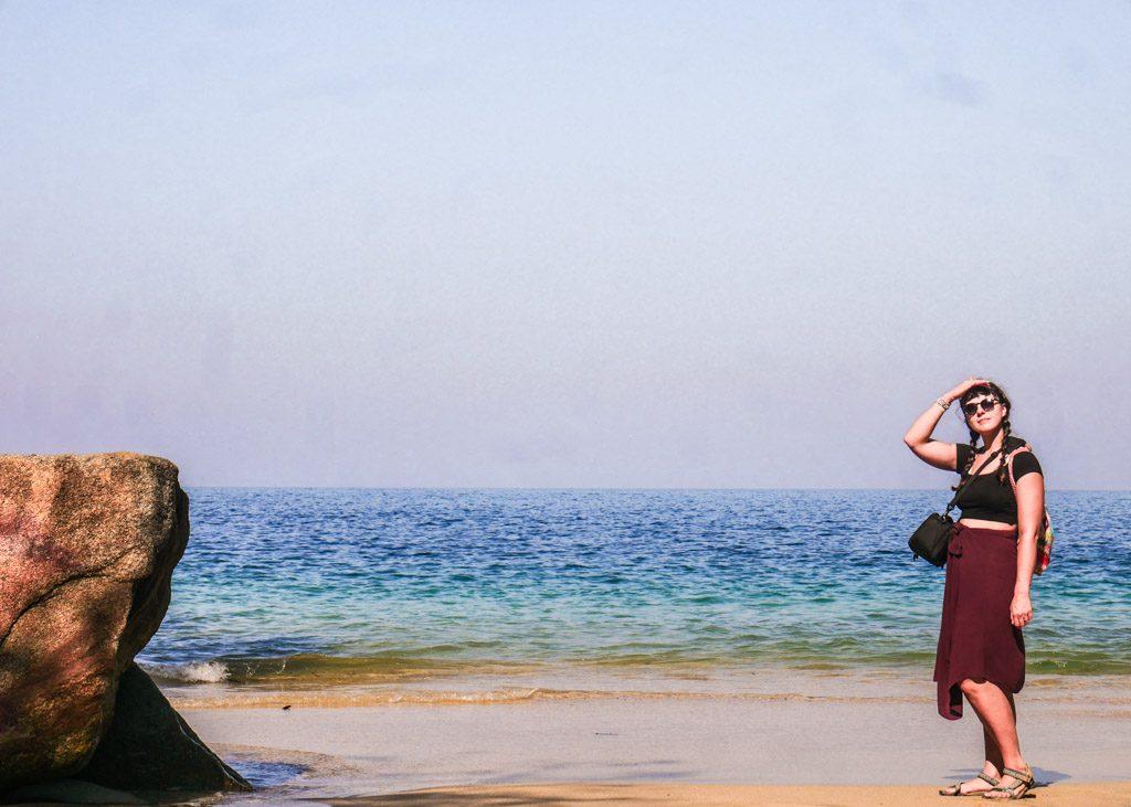 playa colomitos puerto vallarta