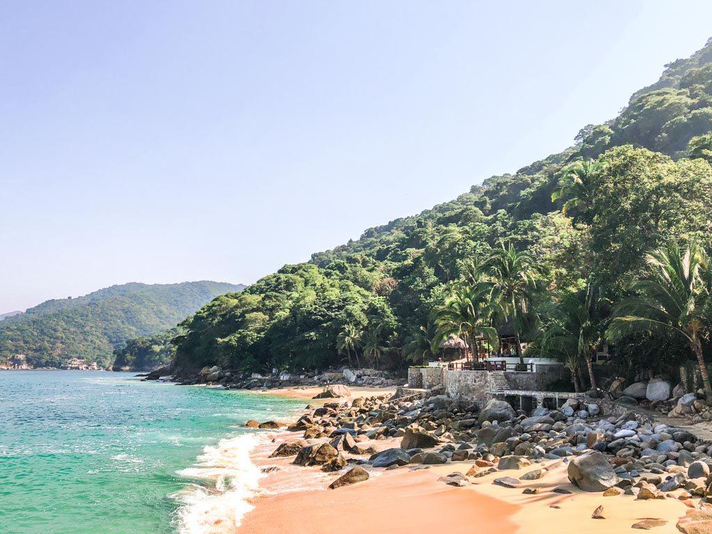 puerto vallarta beaches instagram playa escondida