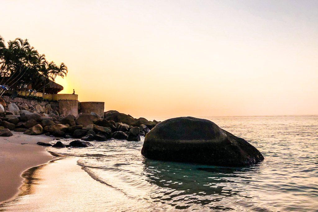 puerto vallarta beaches las gemelas