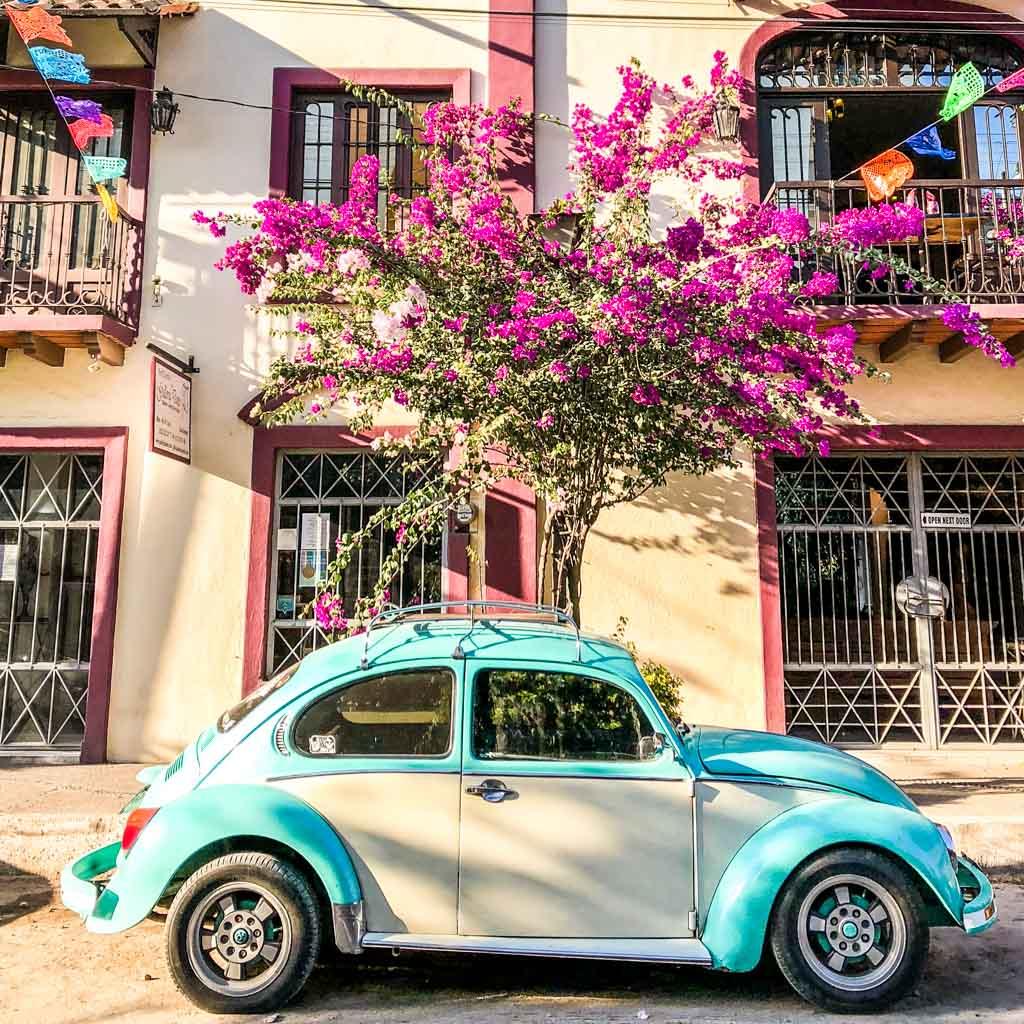 puerto vallarta old town romantic zone