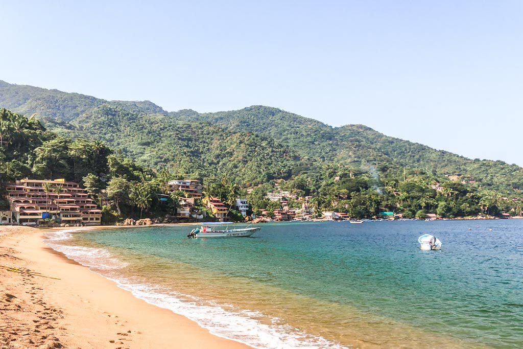 yelapa puerto vallarta beach