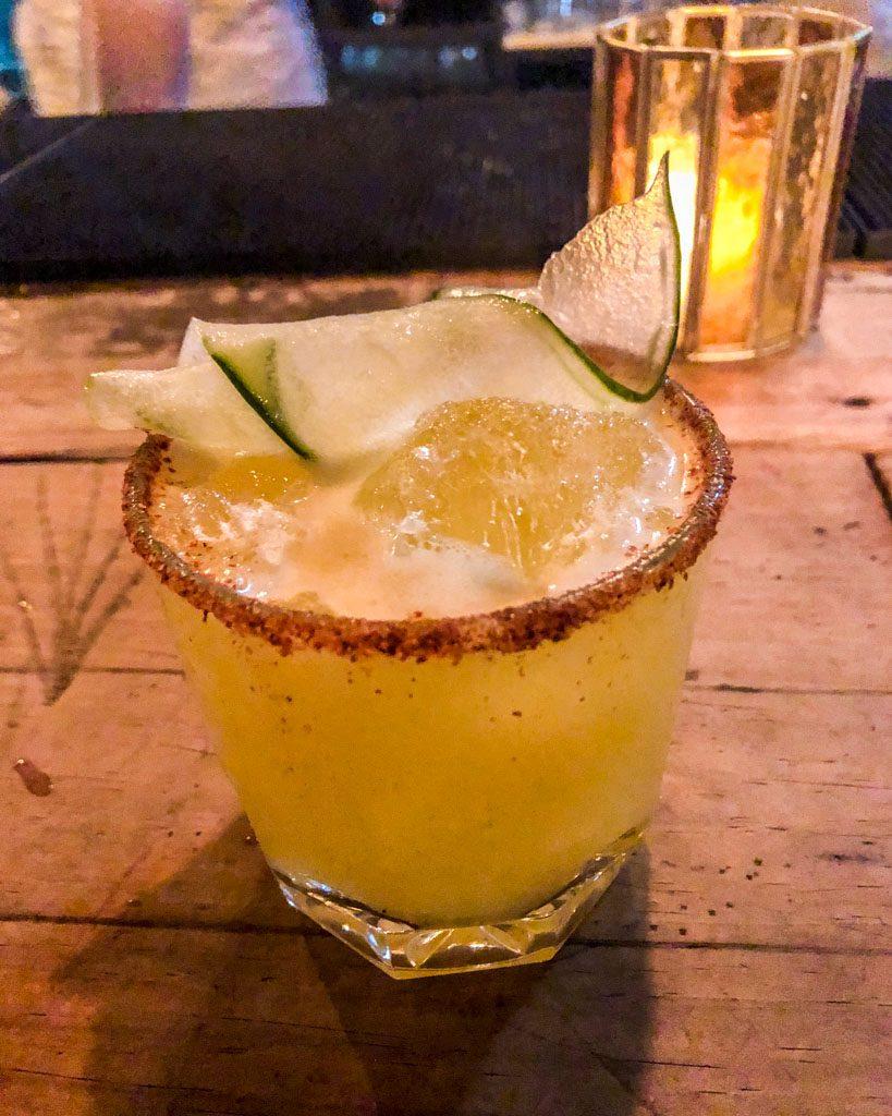 cine tonala mezcal cocktails