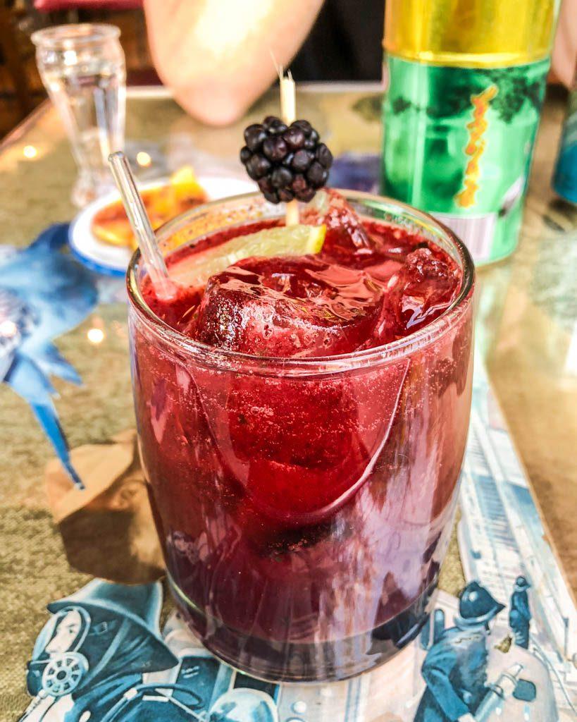 la chicha mexico city mezcal cocktail