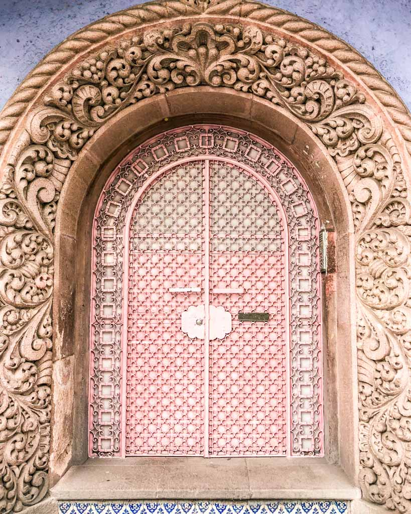 mexico city roma door