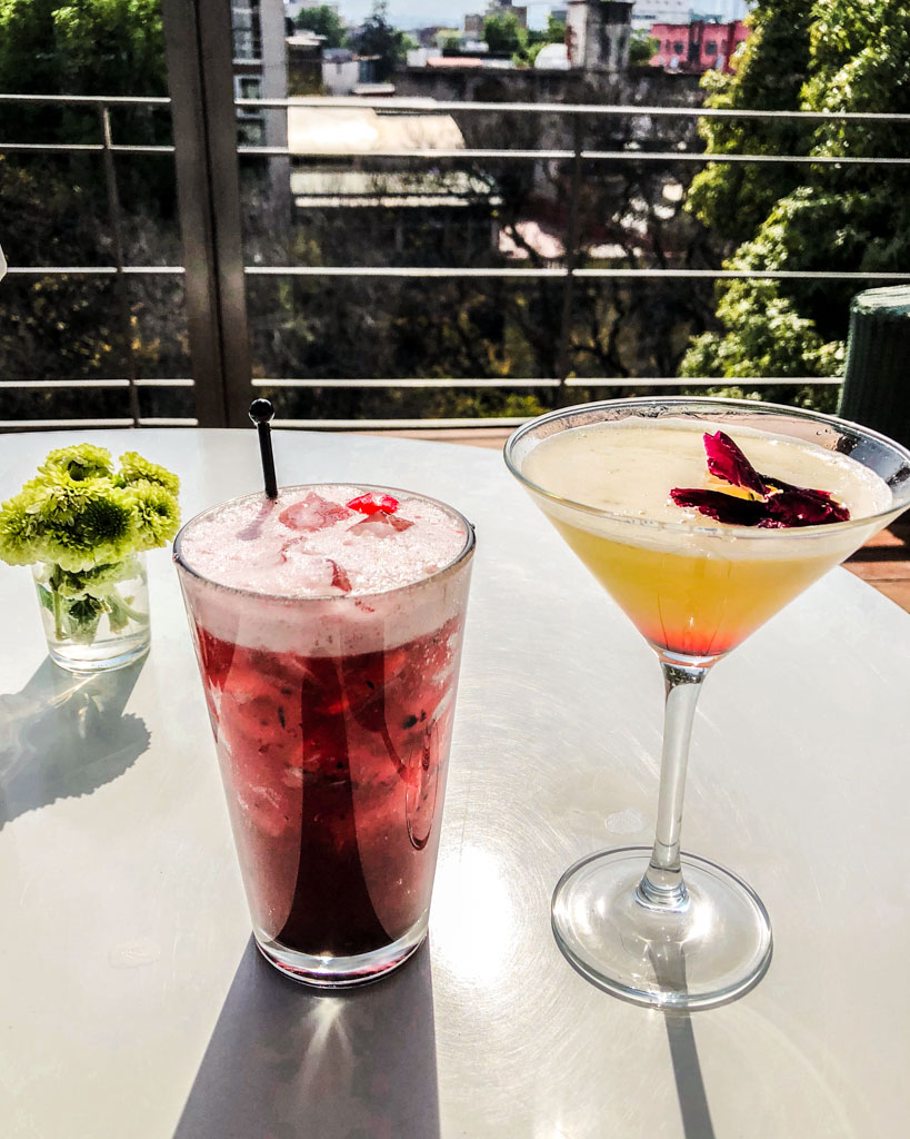 mezcal cocktails condesa df