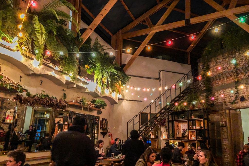 paramo mexico city mezcal bar