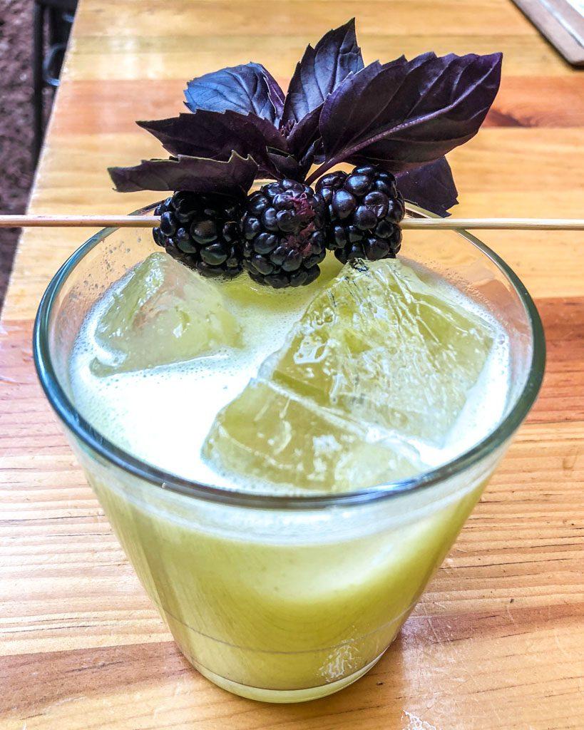 traspatio mezcal cocktail