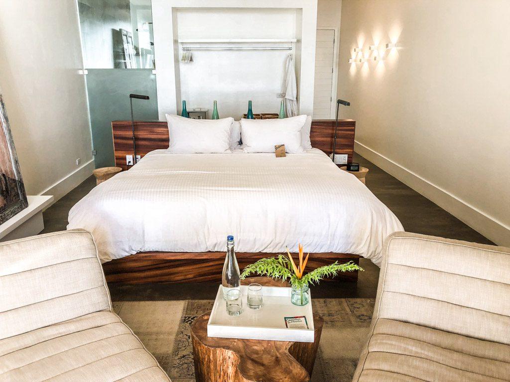 bedroom west bay roatan hotel