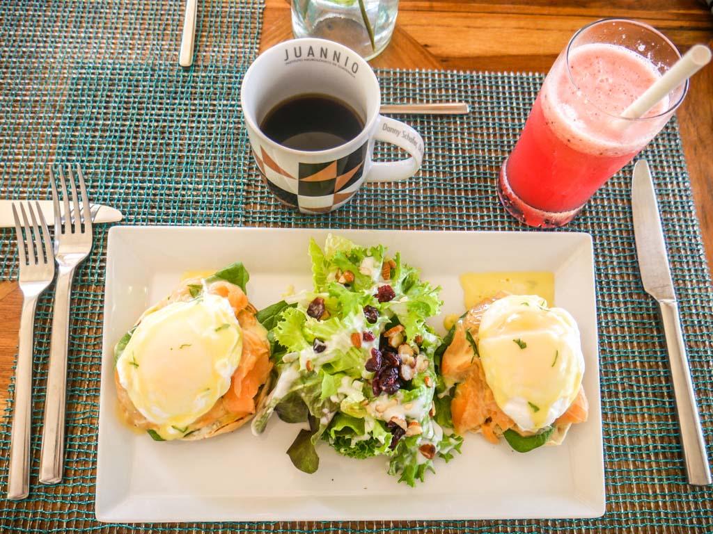 breakfast ibagari boutique hotel
