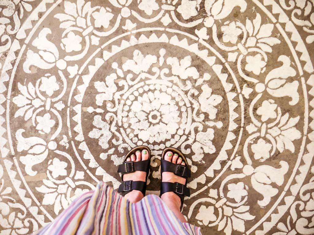 ibagari floor