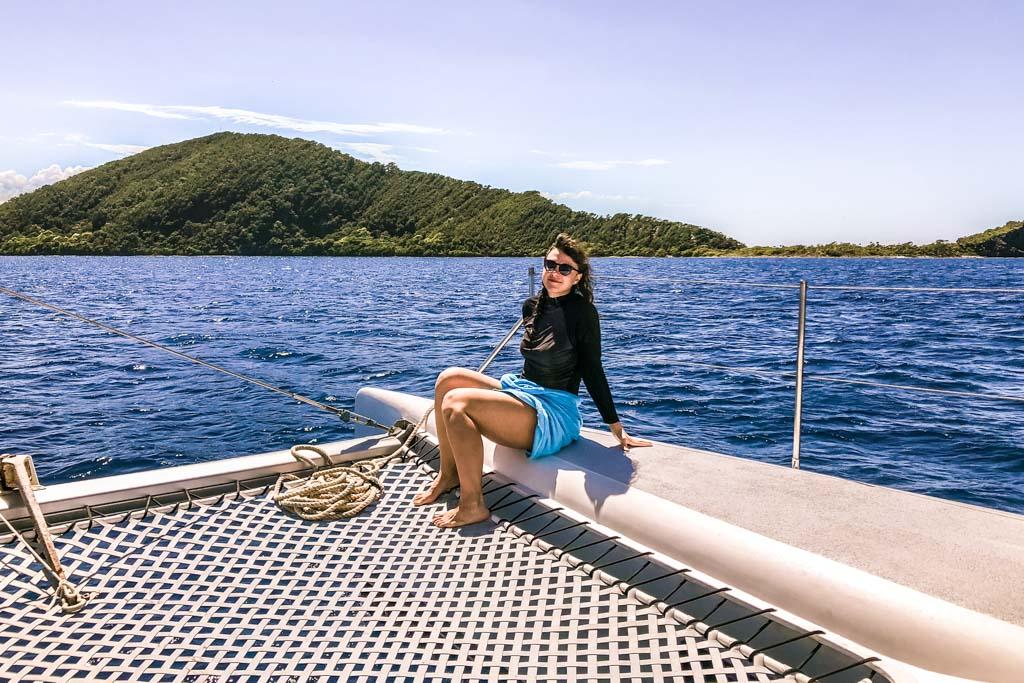 roatan tour snorkel sail