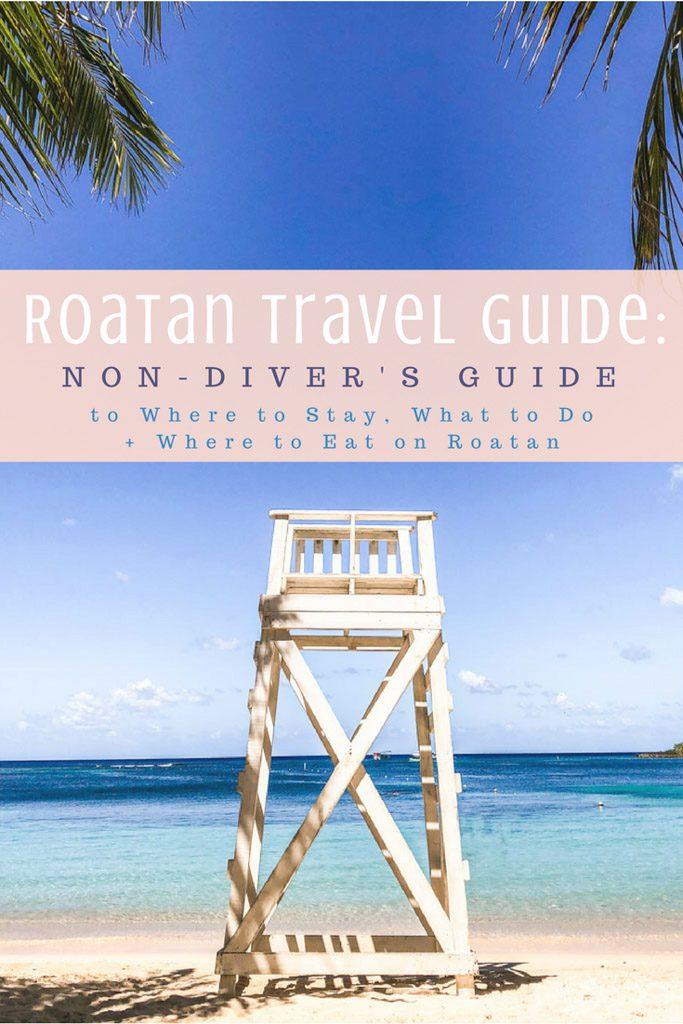 roatan travel guide PINLR