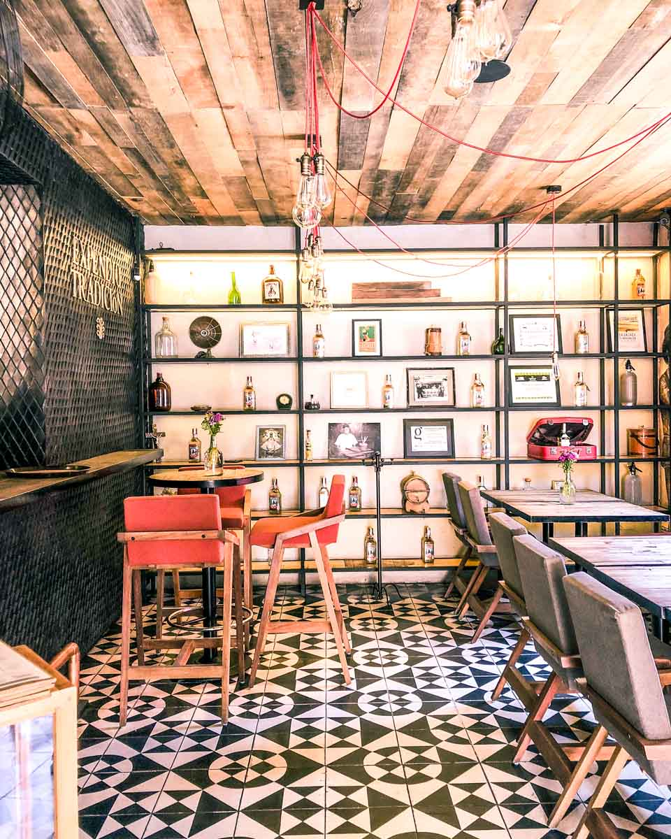 best restaurants in oaxaca expendio tradition