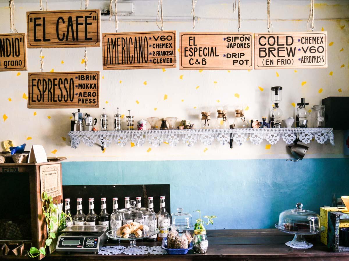 coffee shop oaxaca best restaurants