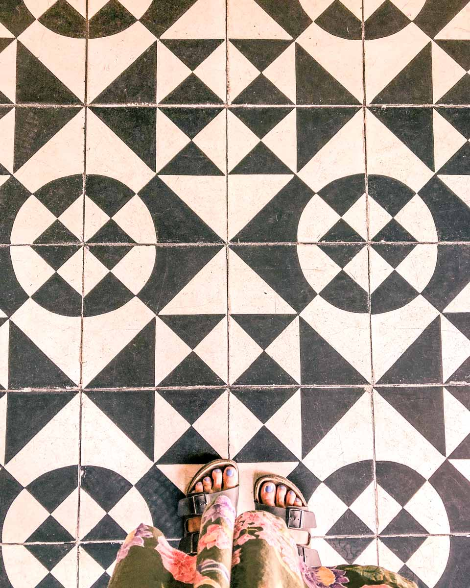 expendio tradition oaxaca floor