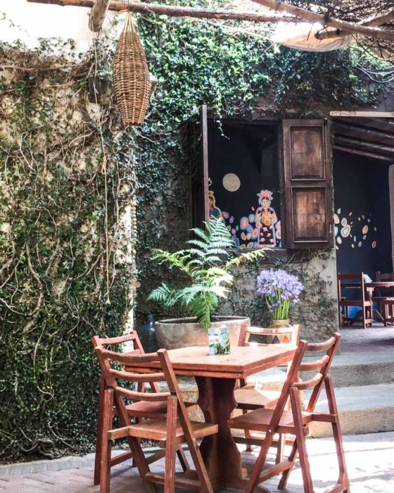 san andres huayapam oaxaca restaurant