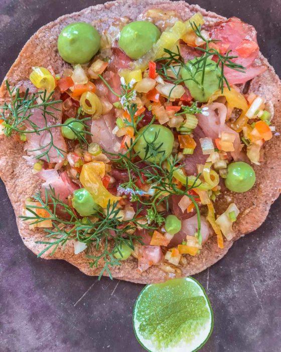 criollo tasting menu oaxaca food