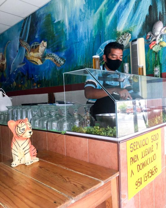 marisqueria cristina best restaurants in oaxaca