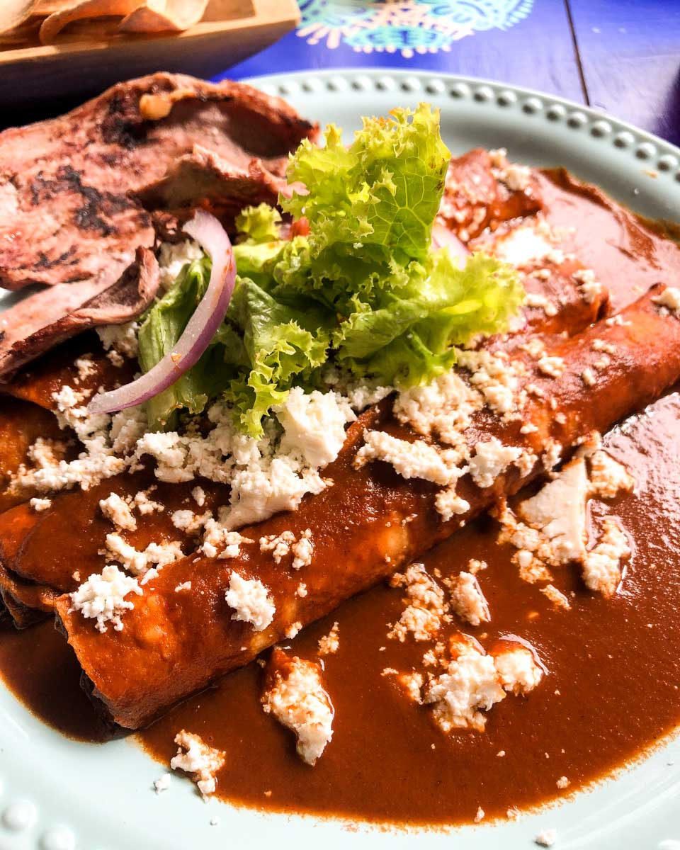 nativo best restaurants in oaxaca