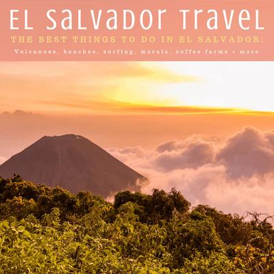 El Salvador Travel copy