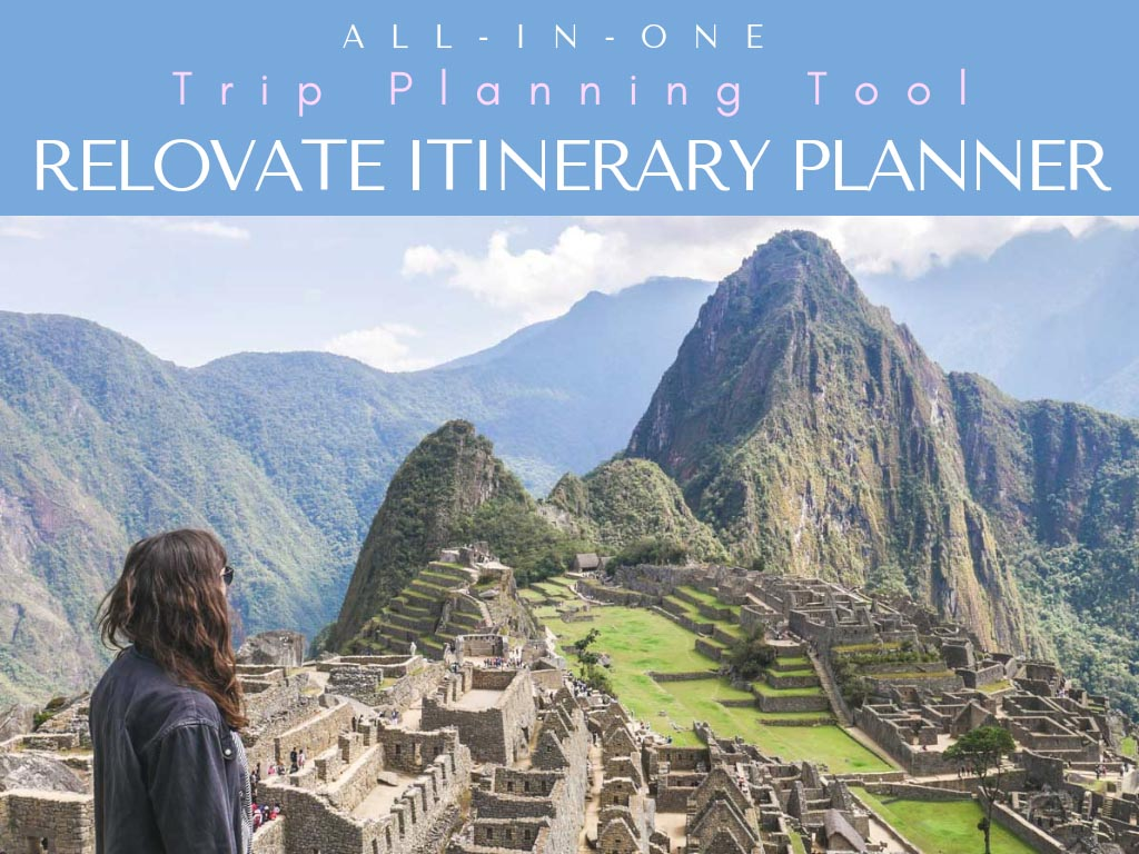 Relovate Trip planner tool Review copyLR