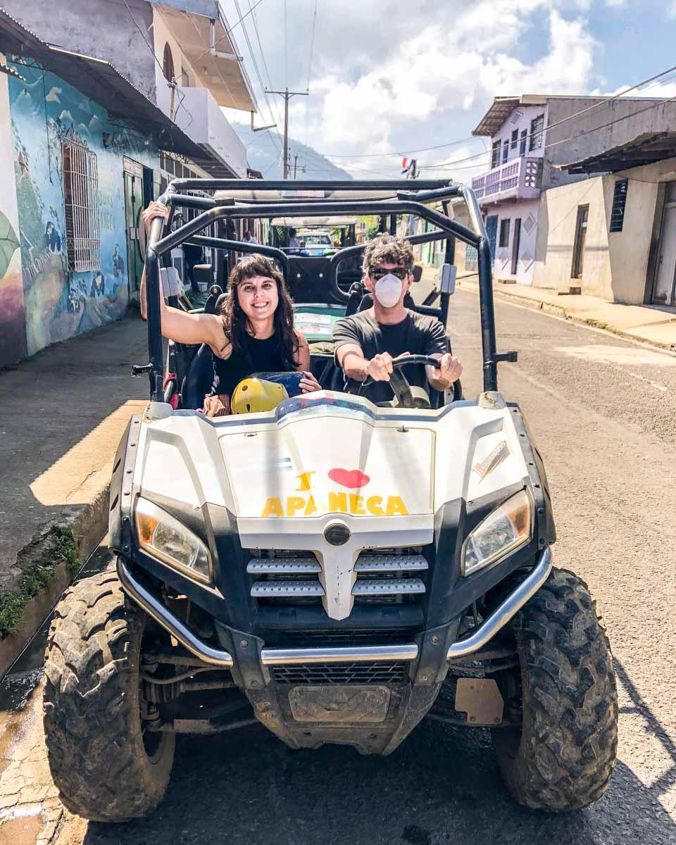 apaneca buggy rides el salvador travel