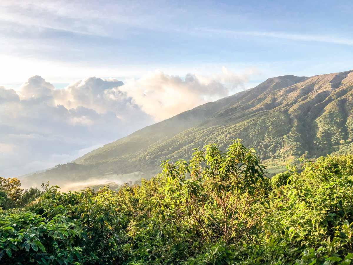 cerro verde view of santa ana volcano el salvador things to do