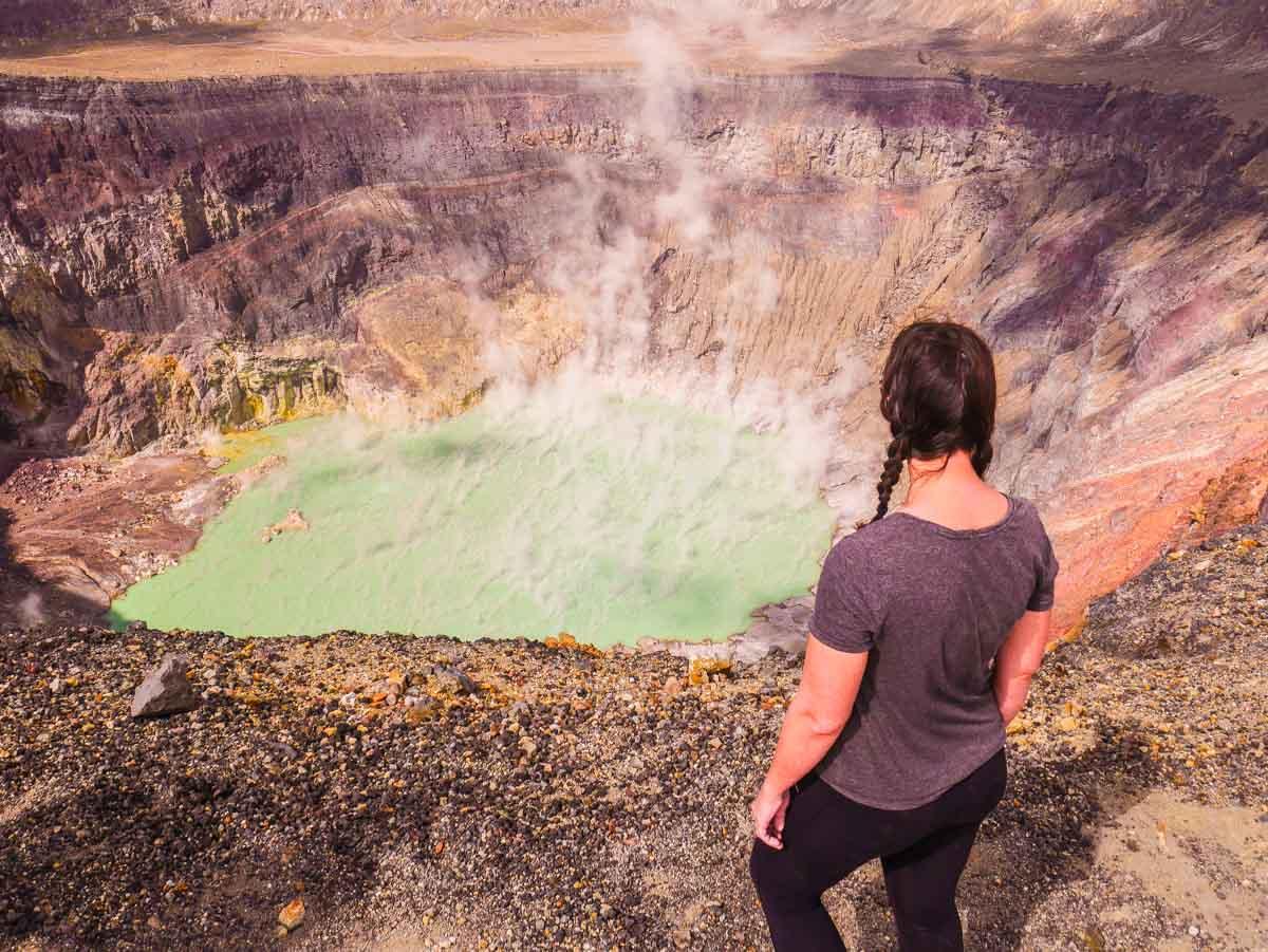 el salvador travel santa ana volcano laguna