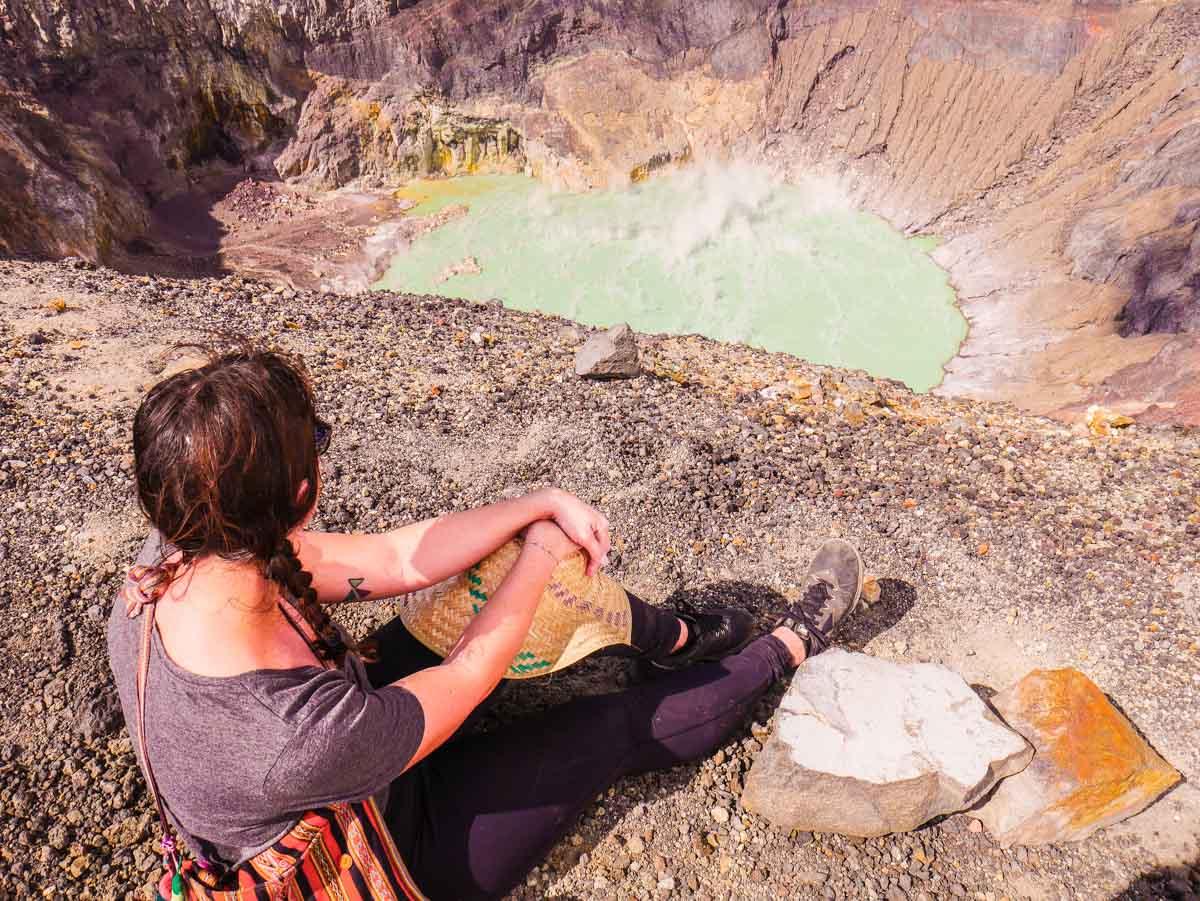 santa ana volcano crater lake things to do in el salvador