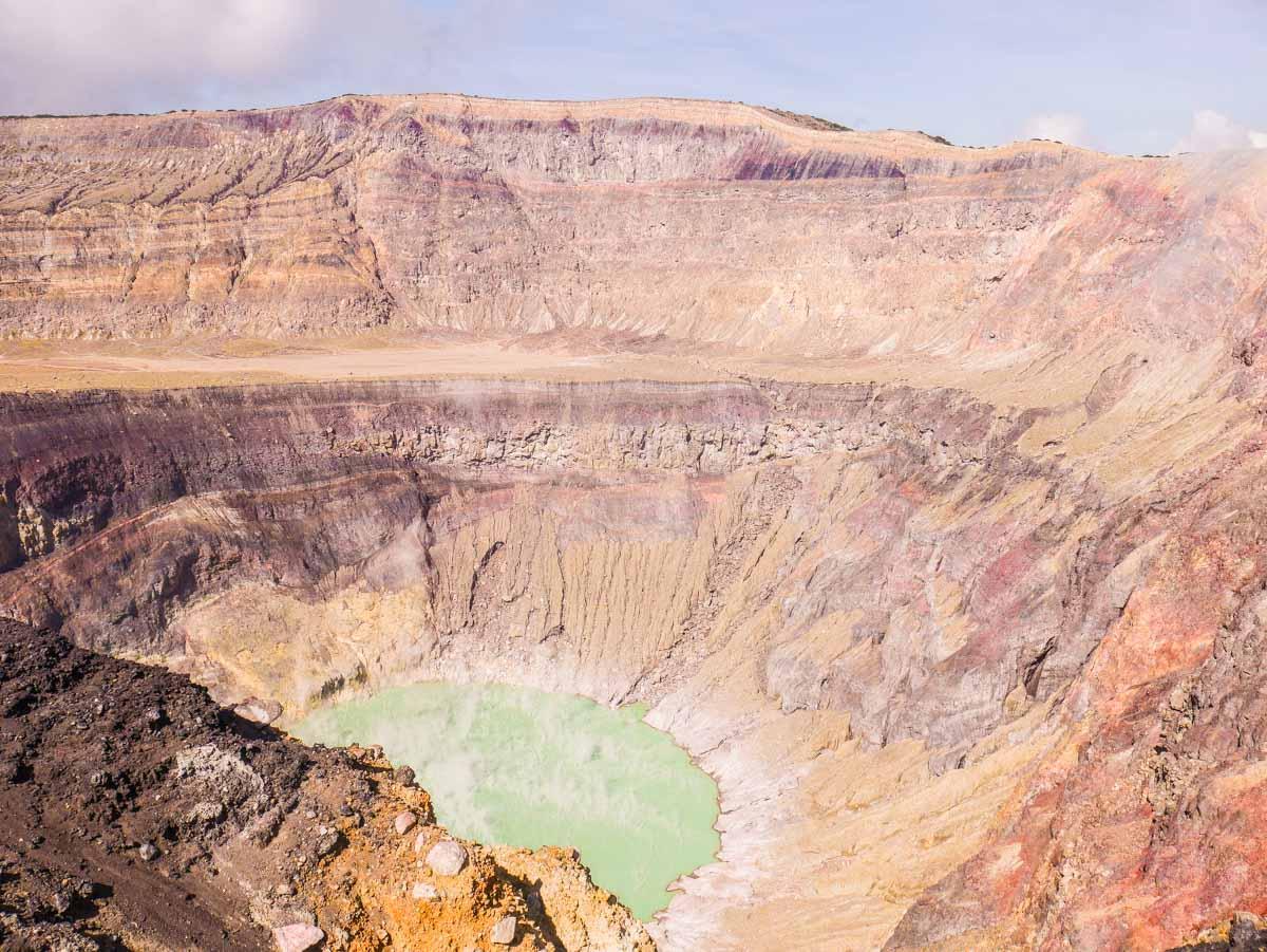 santa ana volcano what to do in el salvador