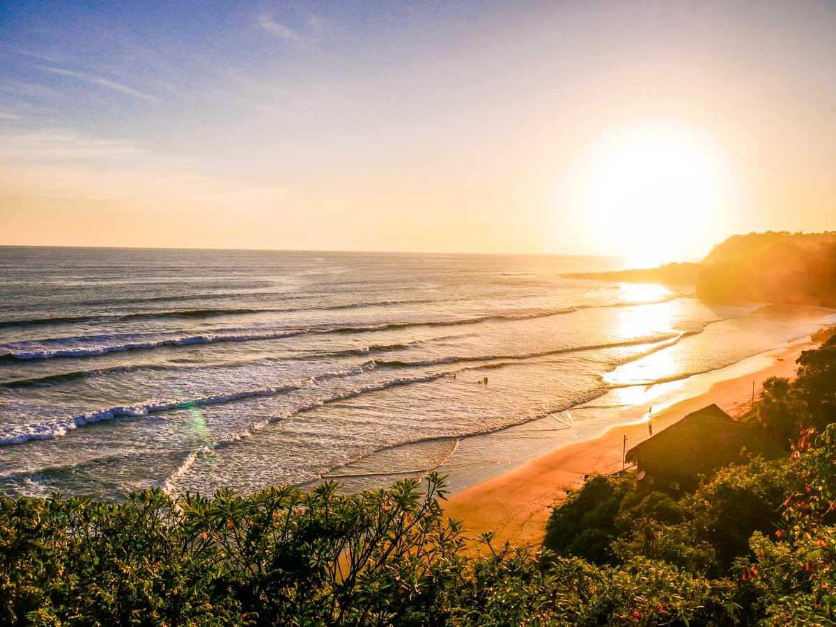 things to do in el salvador beaches punta mango