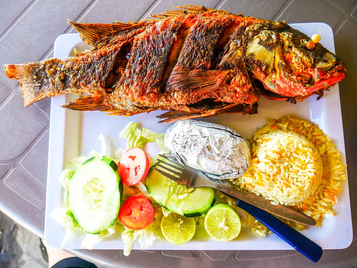 things to do in el salvador seafood what to eat