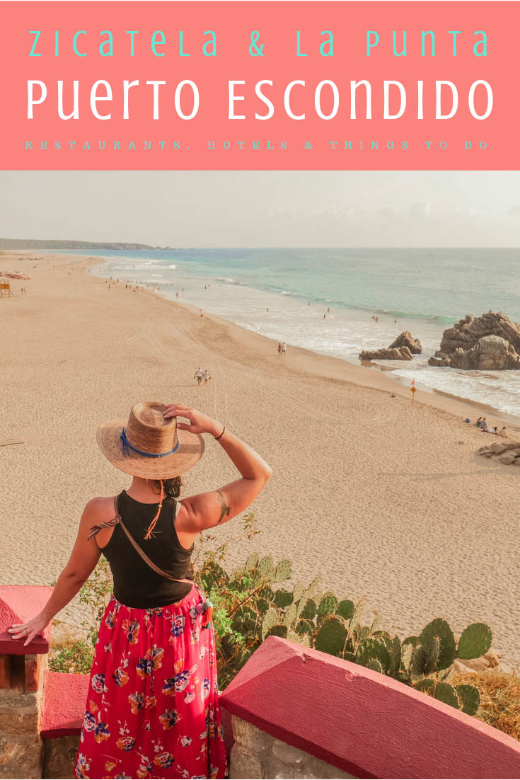 Puerto Escondido things to do in puerto escondido pinterest pin