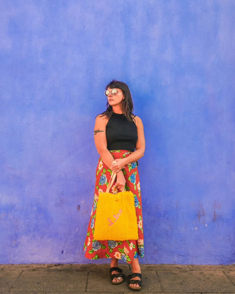 shagbagg colorful tote travel oaxaca