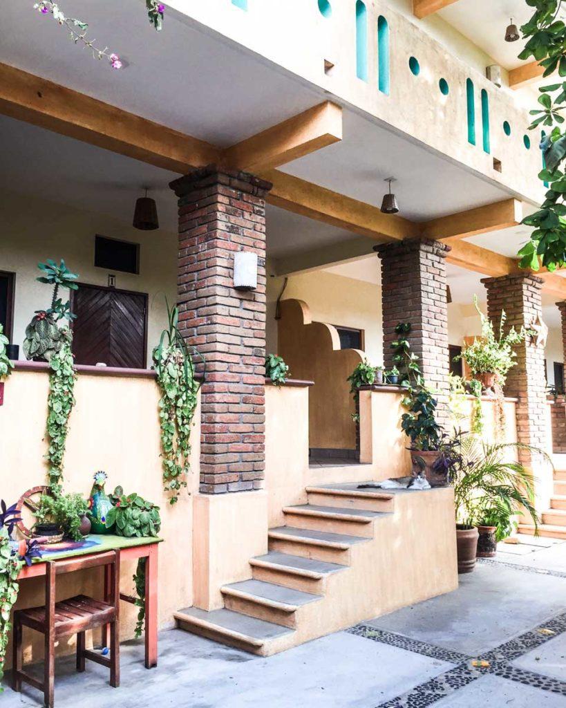 things to do in puerto escondido hotel casa mandala