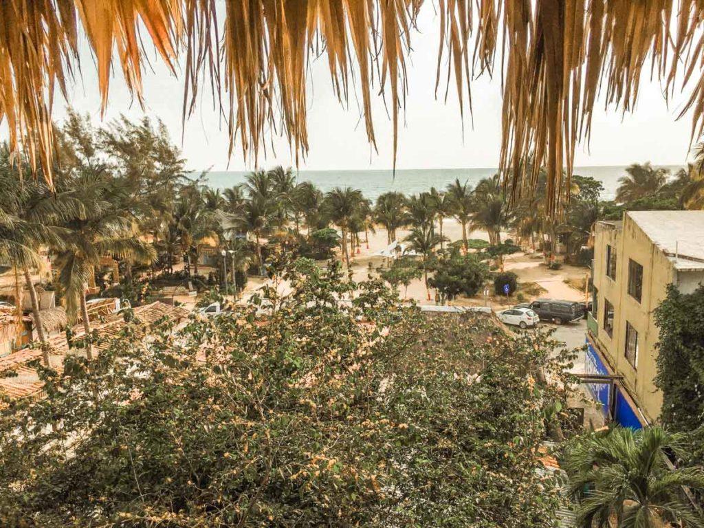 zicatela beach view hotel buena vista puerto escondido